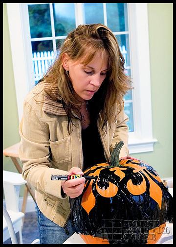 pumpkin-masking
