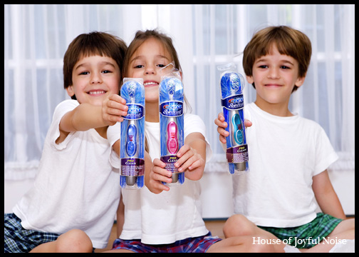 triplets-new-electric-toothbrushes