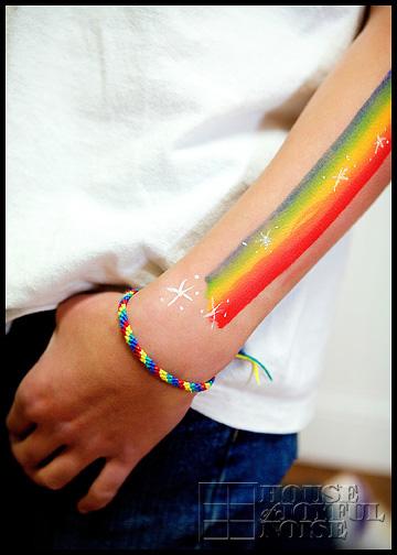 rainbow-paint-arm