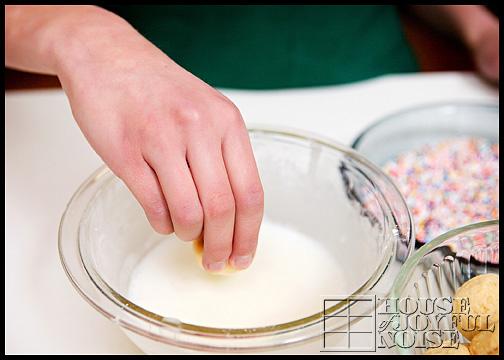 Italian cookies recipe