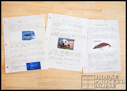 elementary homeschooling writing skills development