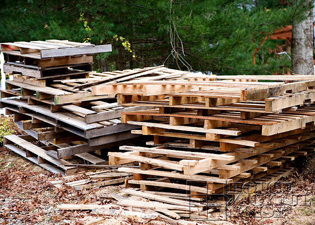 Blessings Of Wood Home Heating With Pallets