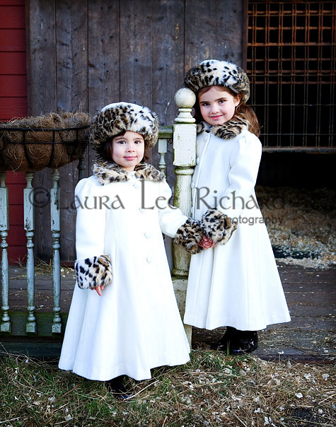 A Sweet Christmas | A Custom Christmas Photo Shoot and Card Design | Photography
