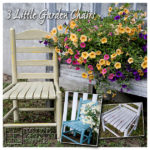 3 Little Garden Chairs | Refinishing