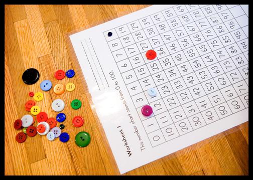 buttons-math-chart-homeschooling