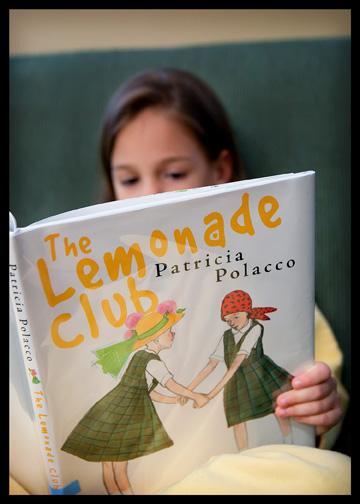 chuld-reading-the-Lemonade-Club-Patricia-Polacco