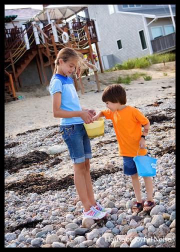 kids-seashore-finds