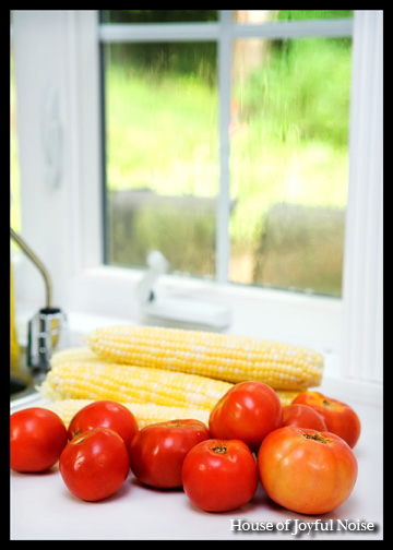 tomatoes-and-corn-on-kitchen-counter