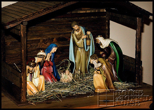home-nativity-set