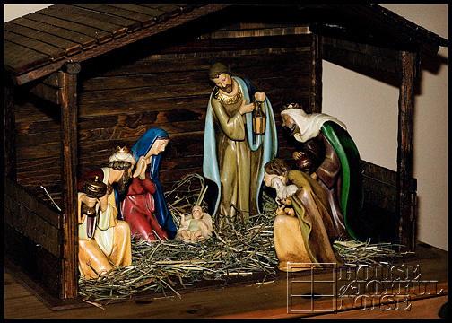 home-nativity-set