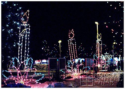 La Salette Festival of Lights