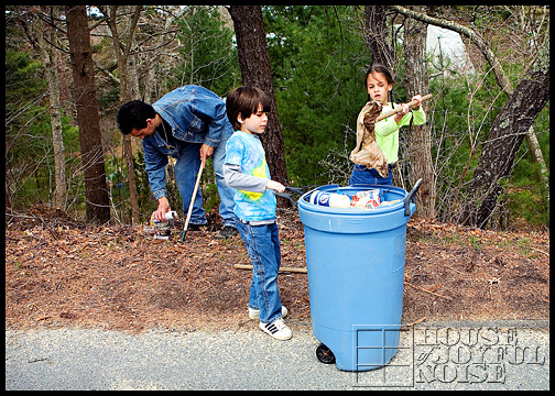 Earth Day homeschooling ideas