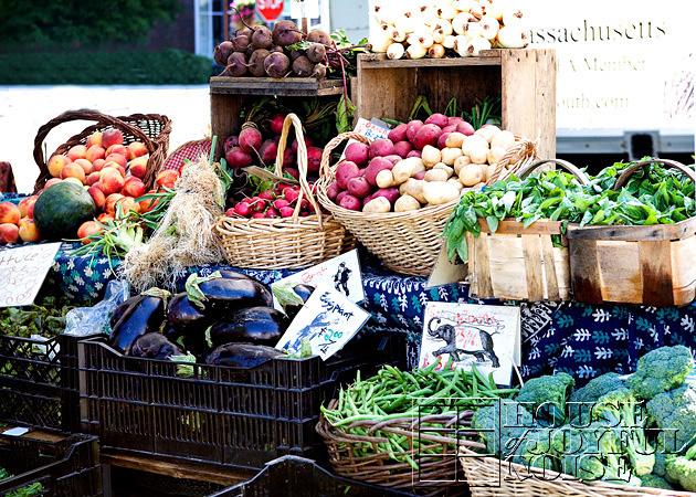 Plymouth MA Farmers Market