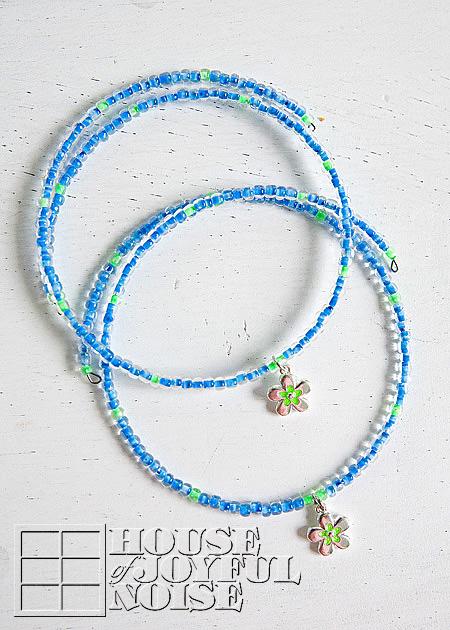 wrap jewelry tutorial