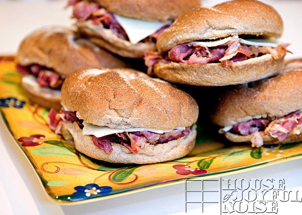 pastrami-sandwiches