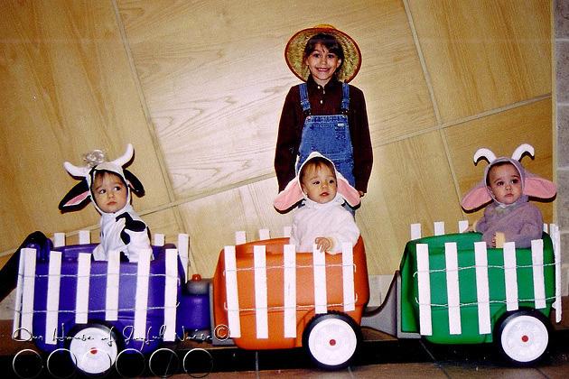 farmer-and-baby-farm-animals-triplets-big-sister