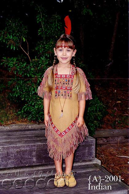 kid-indian-girl-costume