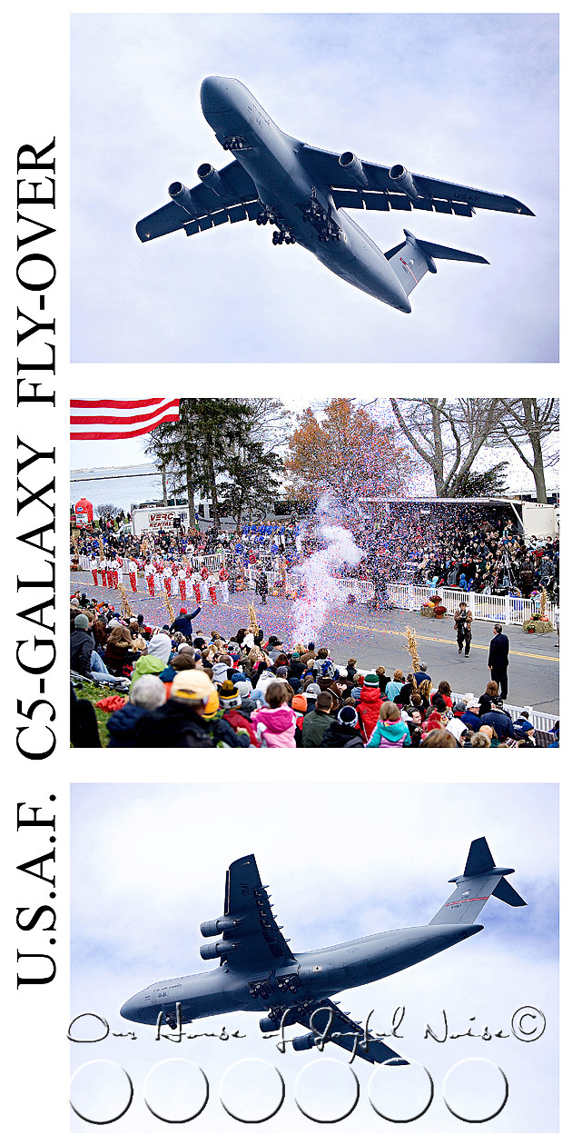 Plymouth MA Thanksgiving parade America's Hometown