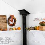 Our Fall Mantels 2013 | Home Decor Ideas