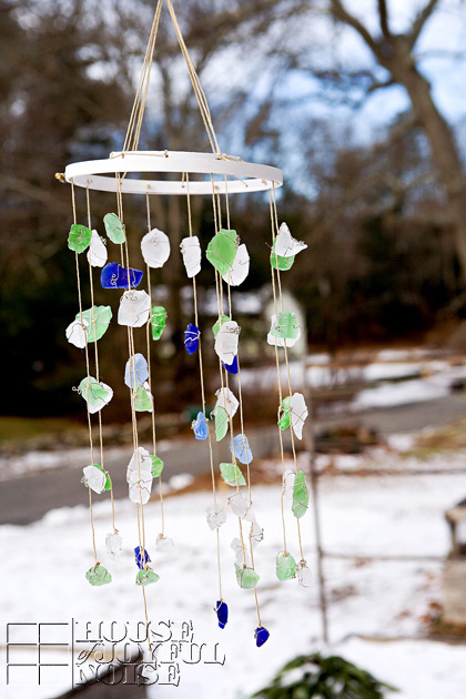 A Wind Chime From The Seashore
